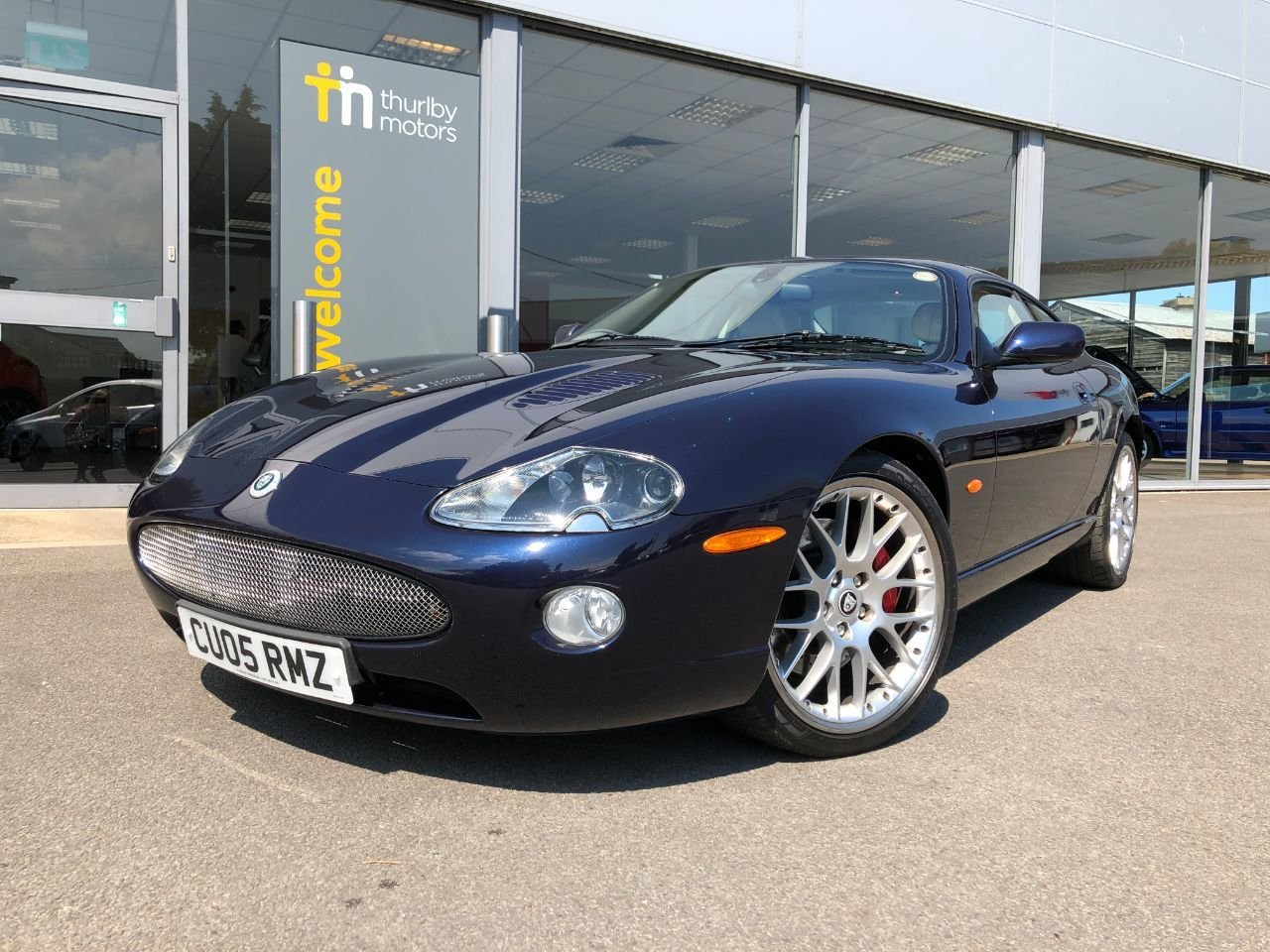 2005 Jaguar XKR-S Coupe For Sale (picture 1 of 6)