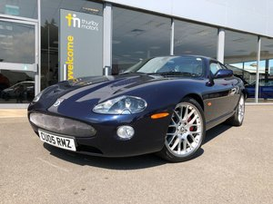 2005 Jaguar XKR-S Coupe For Sale