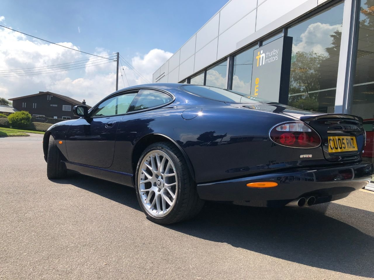 2005 Jaguar XKR-S Coupe For Sale (picture 3 of 6)