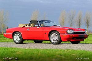 1996 Excellent Jaguar XJS Concertible (LHD) 4.0 For Sale