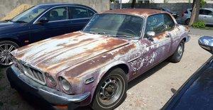 1975 Jaguar XJC LHD 4.2 for renovation California Car For Sale