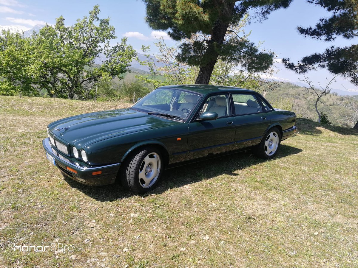 1995 Jaguar Xjr Supercharged For Sale (picture 1 of 6)