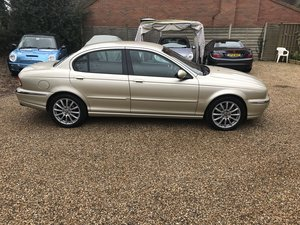 2007 Jaguar x-Type Immaculate as new condition  For Sale