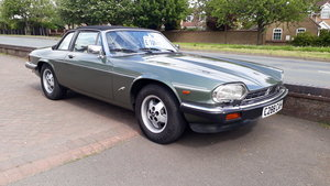 Jaguar XJ-SC Cabriolet 3.6 Manual 1986 Original FSH 4 Owners SOLD