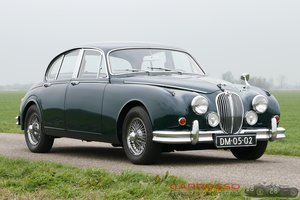 1960 Jaguar MKII 2.4 with Overdrive For Sale