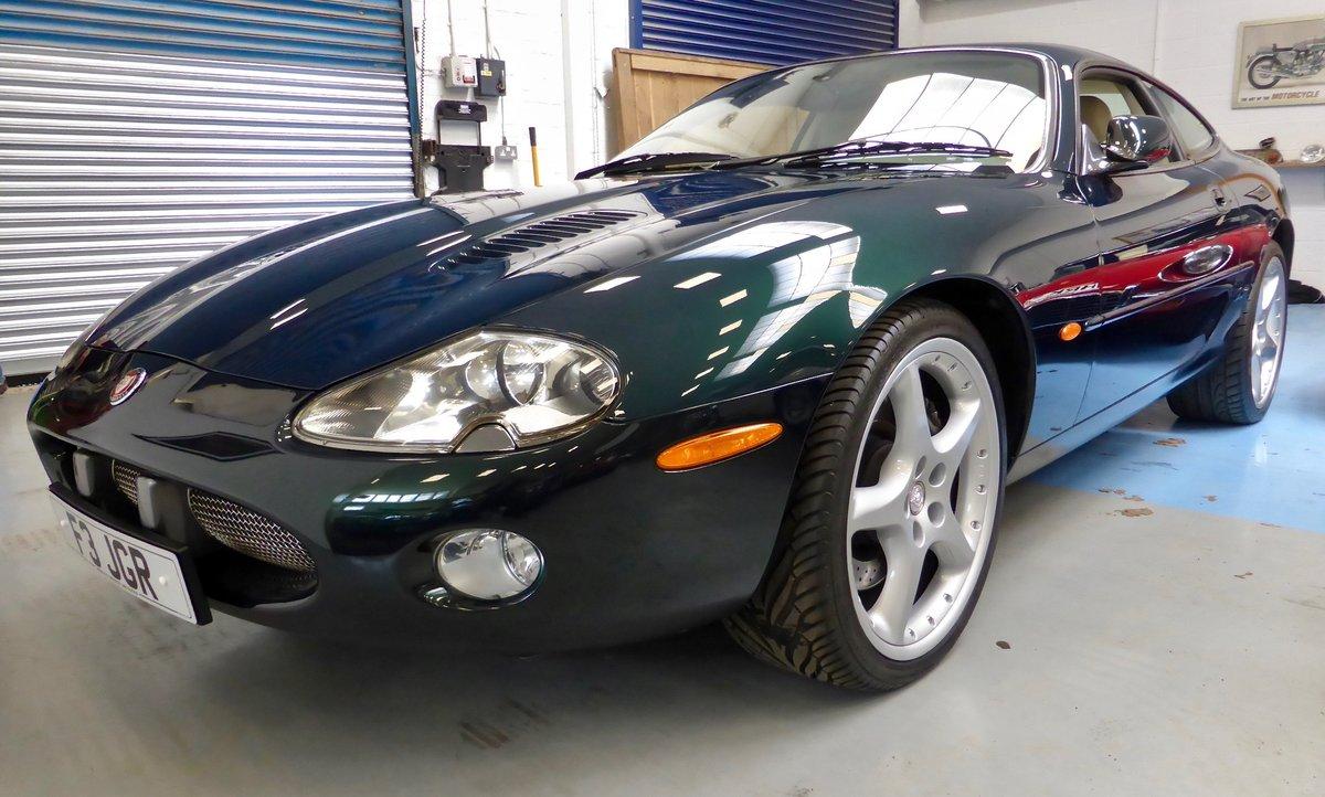 2001 Jaguar XKR 2dr Auto Sports Coupe For Sale (picture 1 of 5)
