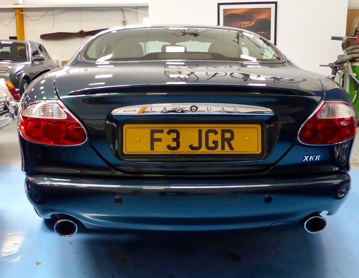2001 Jaguar XKR 2dr Auto Sports Coupe For Sale (picture 3 of 5)