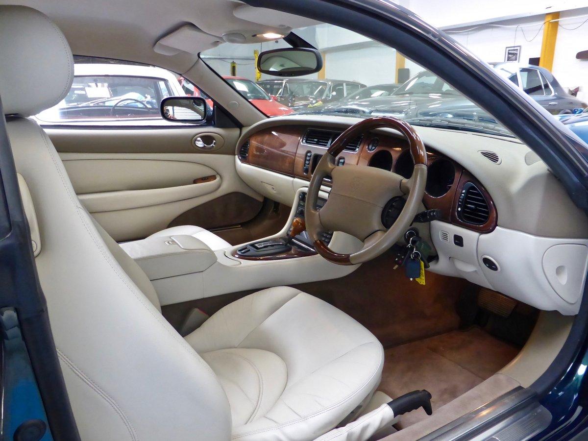 2001 Jaguar XKR 2dr Auto Sports Coupe For Sale (picture 4 of 5)