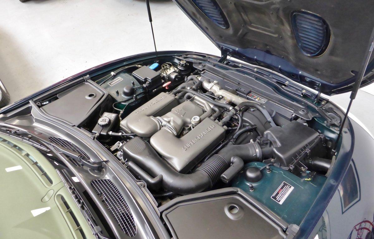 2001 Jaguar XKR 2dr Auto Sports Coupe For Sale (picture 5 of 5)