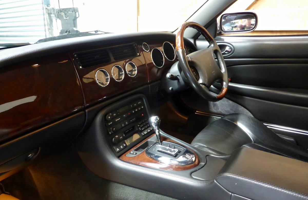 1999 Jaguar XKR 2dr Auto Sports Convertible SOLD (picture 3 of 5)