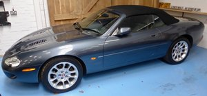 Picture of 1999 Jaguar XKR 2dr Auto Sports Convertible SOLD