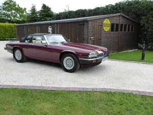 1988 Jaguar XJS Cabriolet For Sale