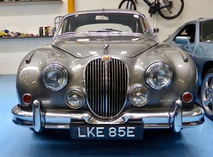 Picture of 1967 Jaguar Mk II 3.4 Manual SOLD
