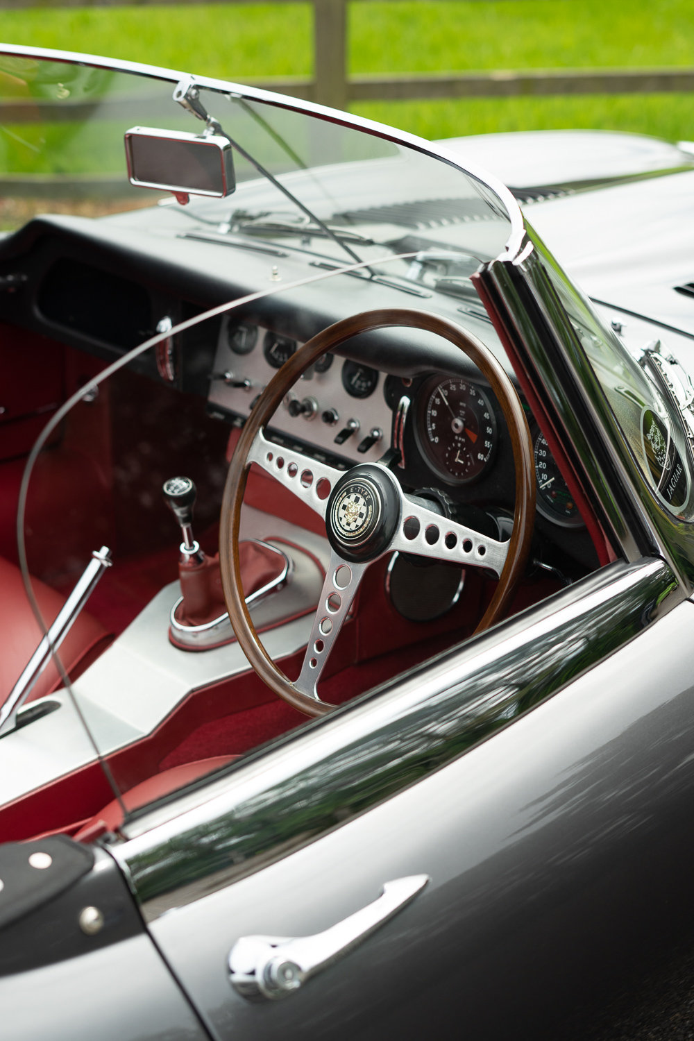 1962 Jaguar E-Type Series One 3.8 Roadster **SOLD** For Sale (picture 5 of 6)