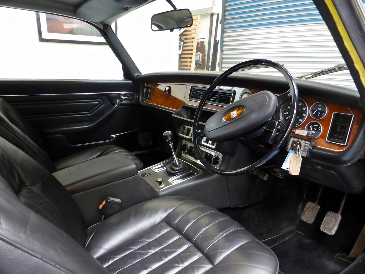 1977 Jaguar XJ 4.2 manual coupe  For Sale (picture 5 of 5)