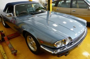 1988 Jaguar XJS 5.3L 2dr Convertible Auto For Sale