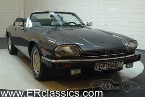 Jaguar XJS Cabriolet V12 1988 Germany delivered For Sale
