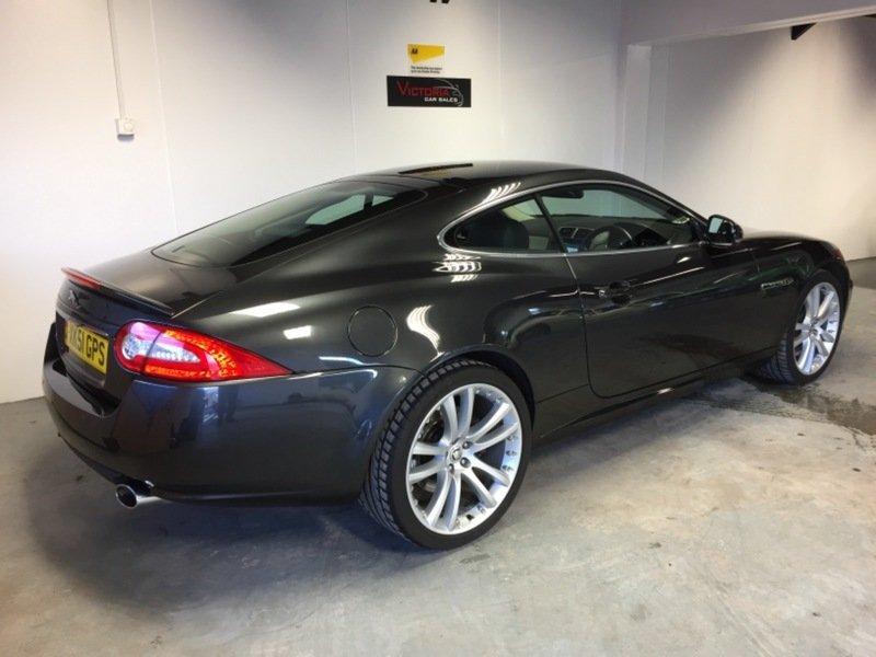 2013 Jaguar XK 5.0 Coupe Auto 385 bhp. facelift. For Sale (picture 3 of 6)