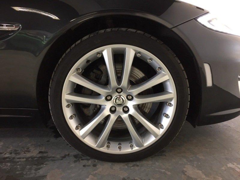 2013 Jaguar XK 5.0 Coupe Auto 385 bhp. facelift. For Sale (picture 5 of 6)