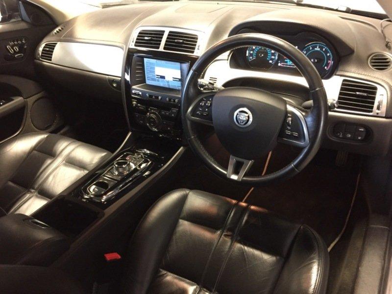2013 Jaguar XK 5.0 Coupe Auto 385 bhp. facelift. For Sale (picture 6 of 6)