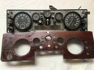 1948 Jaguar MKIV ,V.MKVII .VIII.IX.MKI MKII DASH ,SPATS For Sale
