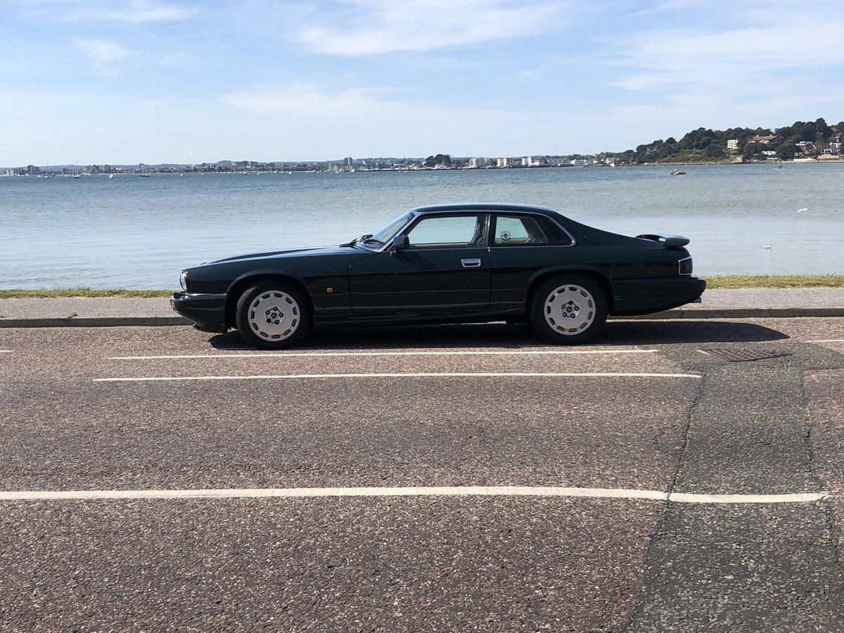 1992 Jaguar XJR-S Beautiful rare For Sale (picture 1 of 6)