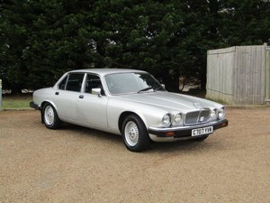 1985 Jaguar Sovereign V12 HE Auto Series III at ACA 15thJune For Sale