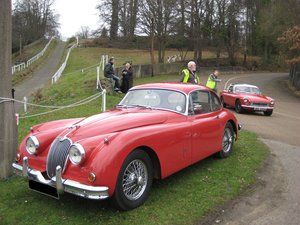 1958 Extensively restored and maintained Jaguar 150 For Sale