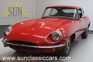Jaguar E-type Series 2 Coupé 1969, 2-seater, manual gearbox For Sale