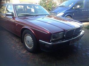 1991 Daimler XJ40  For Sale