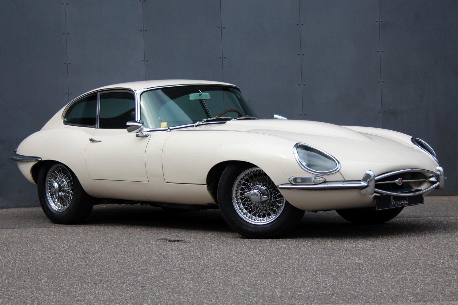 1966 Jaguar E-Type Series I 4.2 Litre Coupé LHD For Sale (picture 1 of 6)