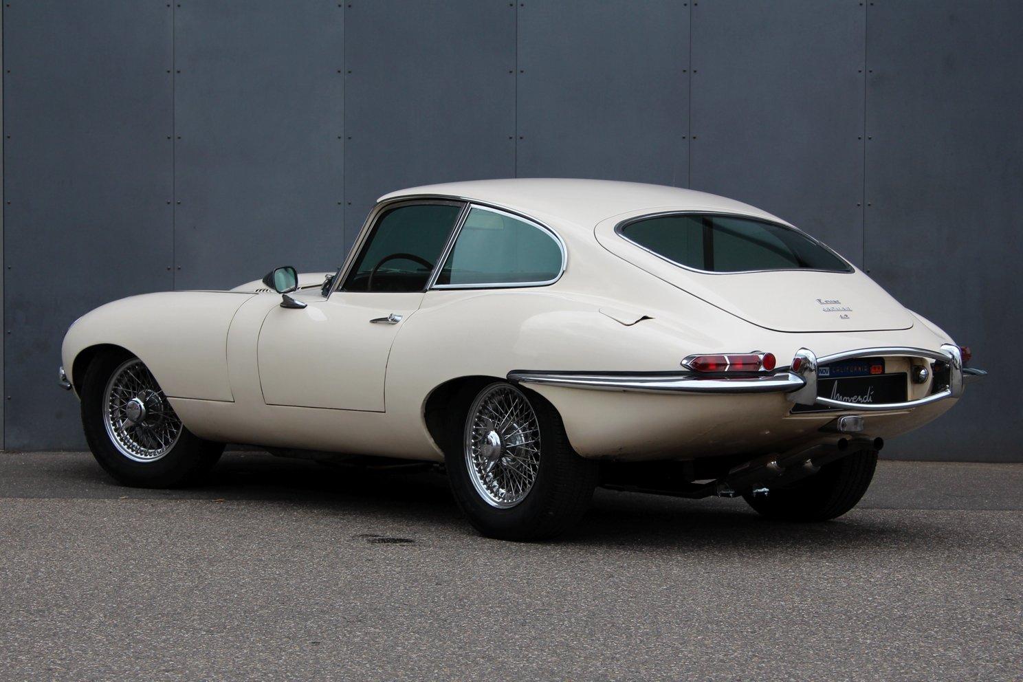 1966 Jaguar E-Type Series I 4.2 Litre Coupé LHD For Sale (picture 2 of 6)