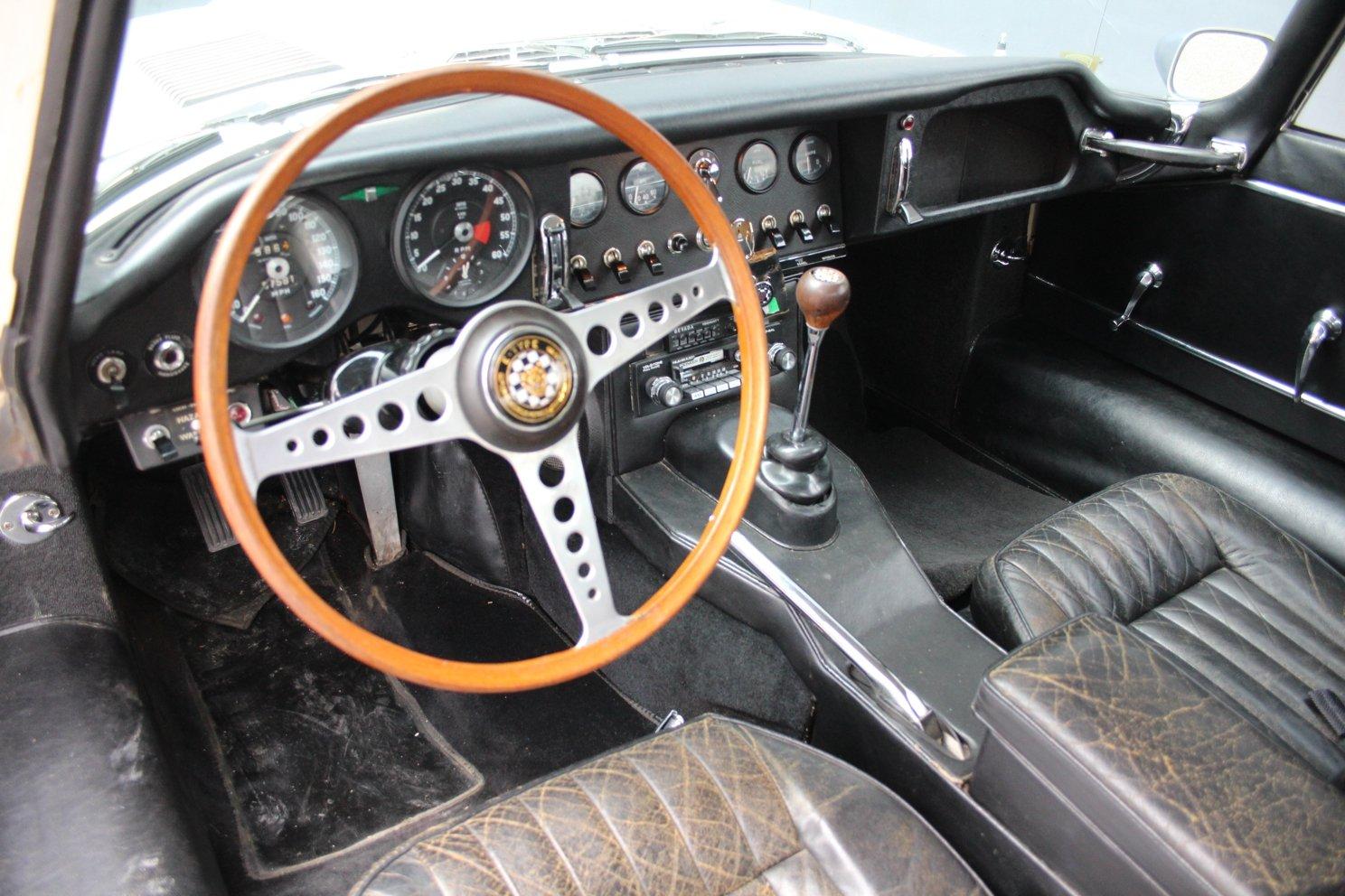 1966 Jaguar E-Type Series I 4.2 Litre Coupé LHD For Sale (picture 3 of 6)