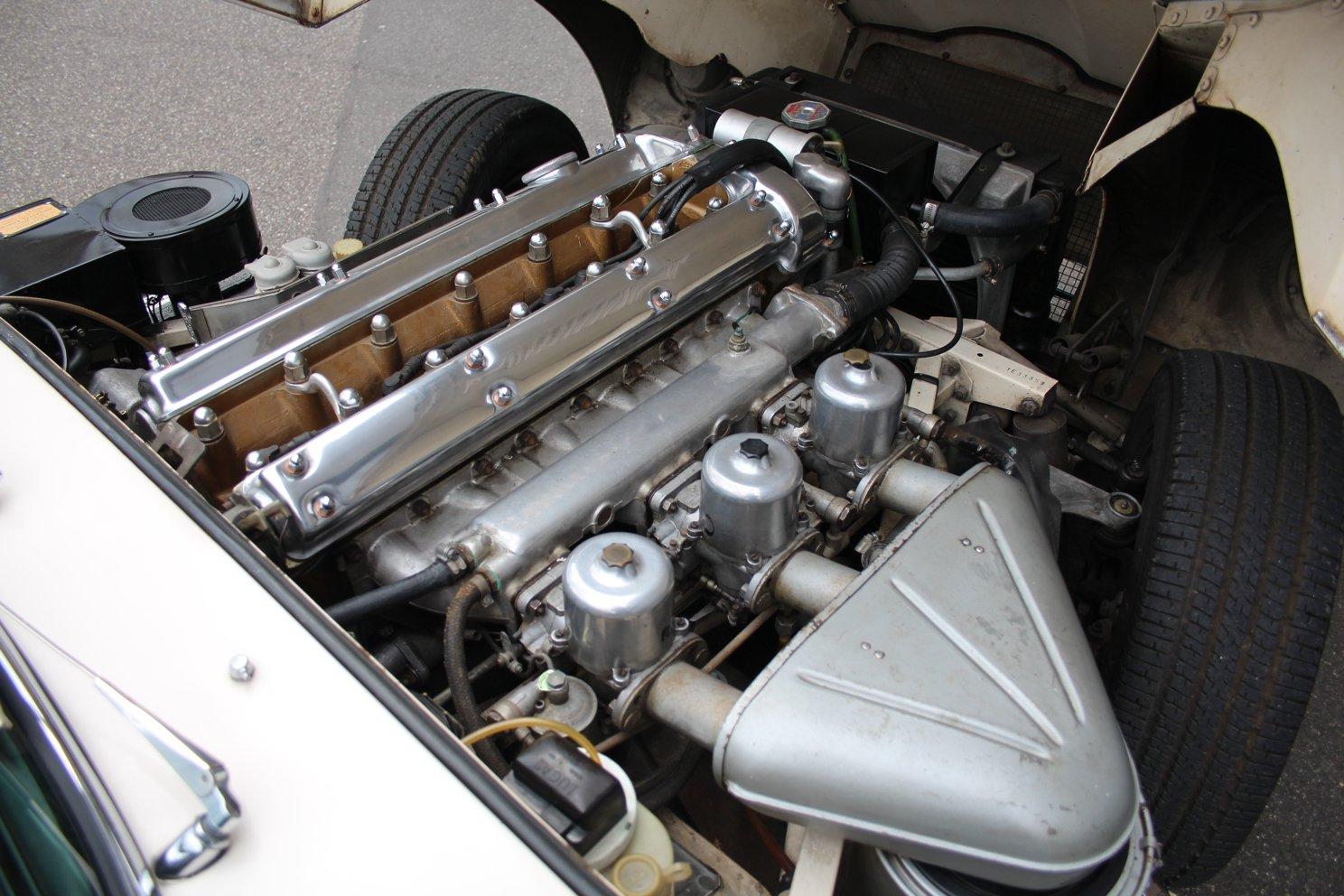 1966 Jaguar E-Type Series I 4.2 Litre Coupé LHD For Sale (picture 4 of 6)