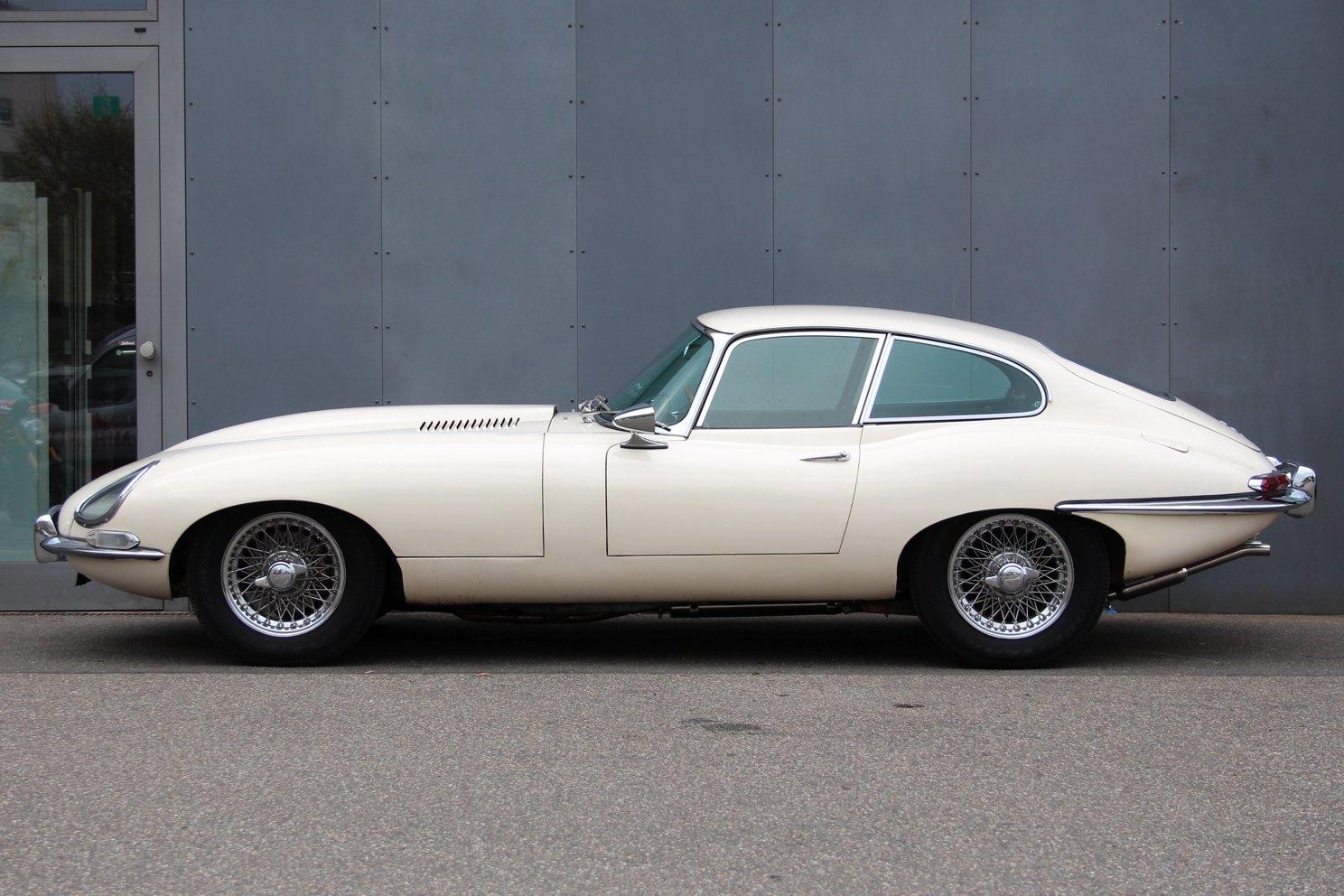 1966 Jaguar E-Type Series I 4.2 Litre Coupé LHD For Sale (picture 5 of 6)