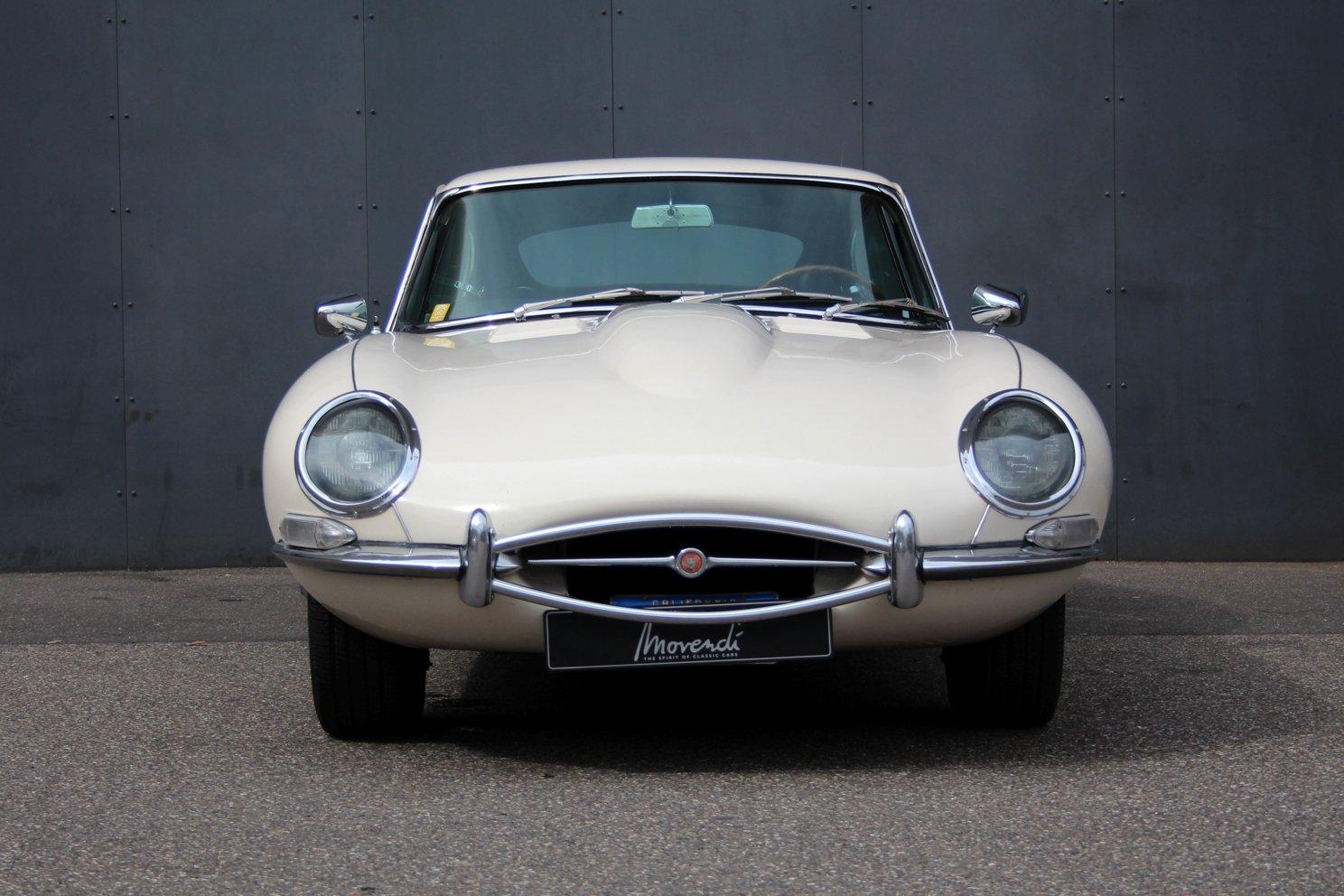 1966 Jaguar E-Type Series I 4.2 Litre Coupé LHD For Sale (picture 6 of 6)