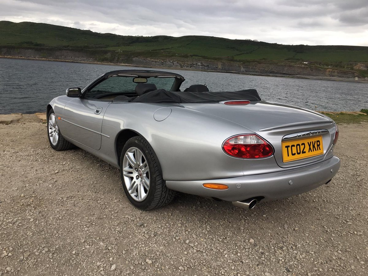 JAGUAR XKR CABRIOLET 2002 For Sale (picture 2 of 6)