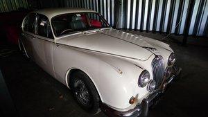 1961 Jaguar MK2 3.8 MOD For Sale