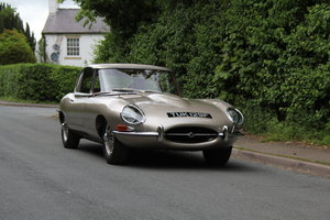 1968 E-Type Series One 4.2 2+2 SOLD