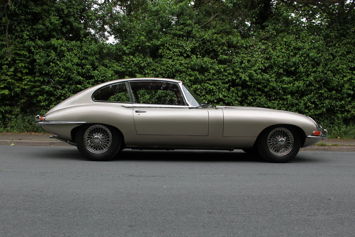 1968 E-Type Series One 4.2 2+2 SOLD (picture 6 of 12)