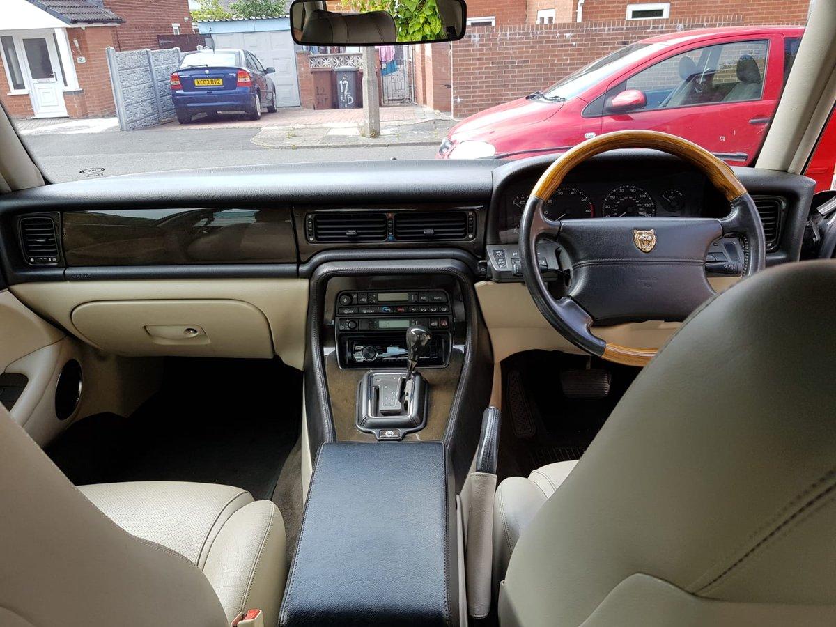 1997 Jaguar XJ 3.2 Sport XJ6 SOLD (picture 2 of 6)