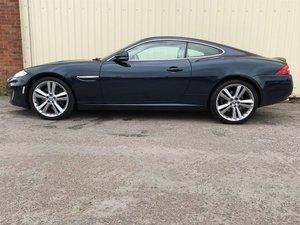2013 jaguar xk 5.0 portfolio coupe