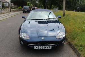 Jaguar XK8 Convertible 2000- To be auctioned 26-07-19 For Sale by Auction