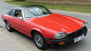 1976 JAGUAR XJS V12 SERIES 1 JUST 28976 MILES FROM NEW For Sale