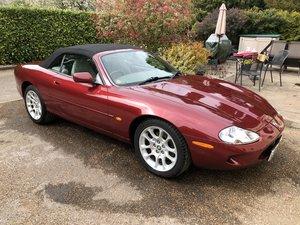 1999 Jaguar XK8 Outstanding Condition For Sale