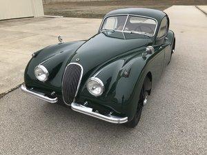 1952 Jaguar XK120  FHC For Sale