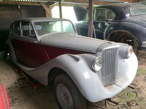 1950 Jaguar MK V Saloon For Sale