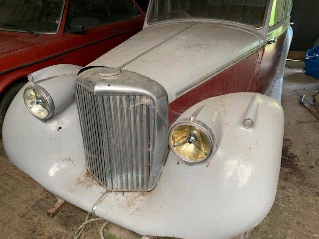 1950 Jaguar MK V Saloon For Sale (picture 2 of 2)