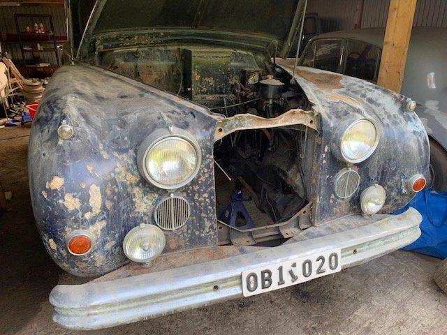 1960 Jaguar MK IX For Sale (picture 2 of 2)