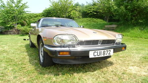 1985 Original Condition XJS with extensive history. For Sale